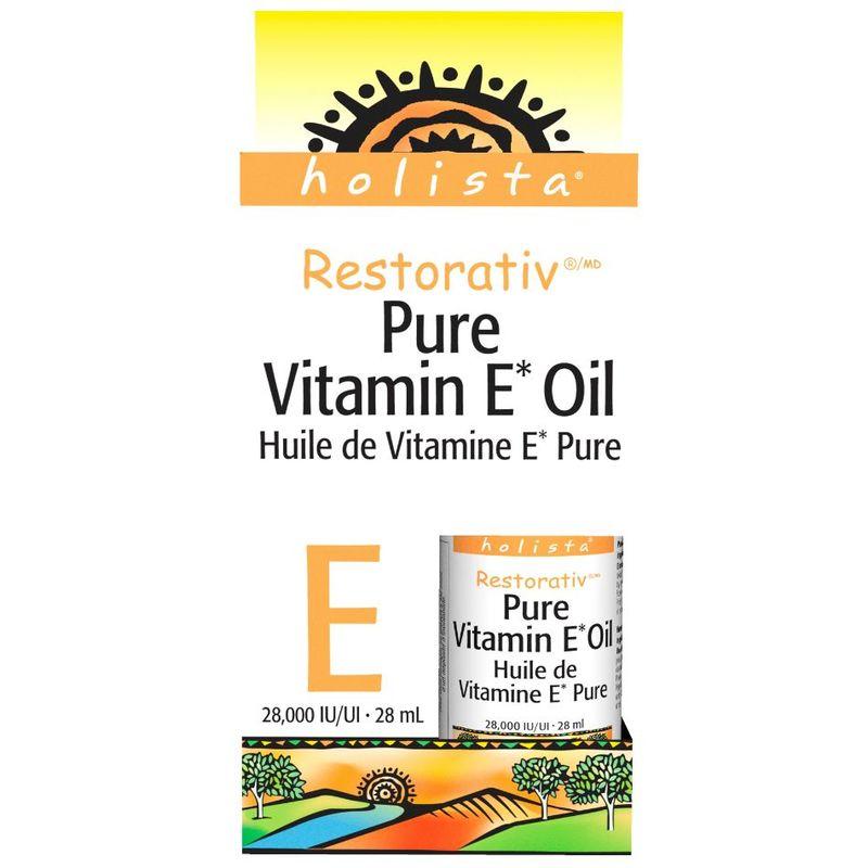 Holista Pure Vitamin E Oil 28000IU, 28ml