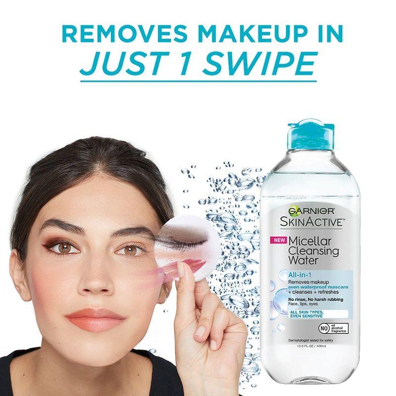 Garnier Skin Active Micellar Cleansing Water All-In-1 400ml