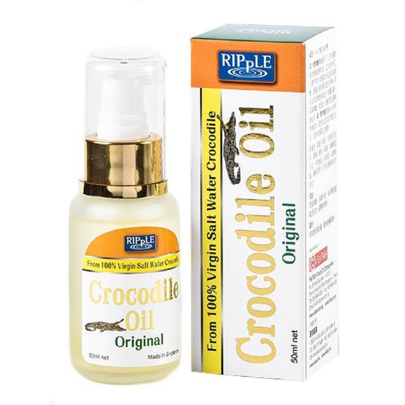 Ripple Crocodile Oil (Original), 3x50ml