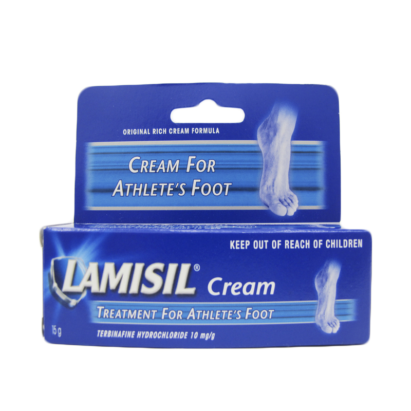 Lamisil Cream for Athlete's Foot, 15g