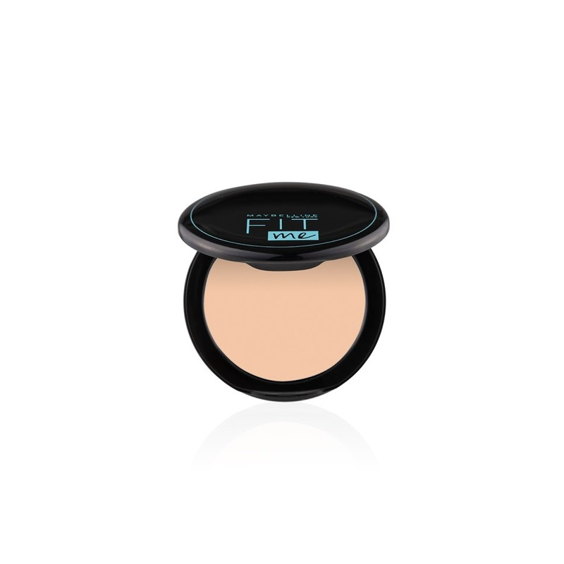 Maybelline Fit Me Matte + Poreless Compact Powder 112 Natural Ivory