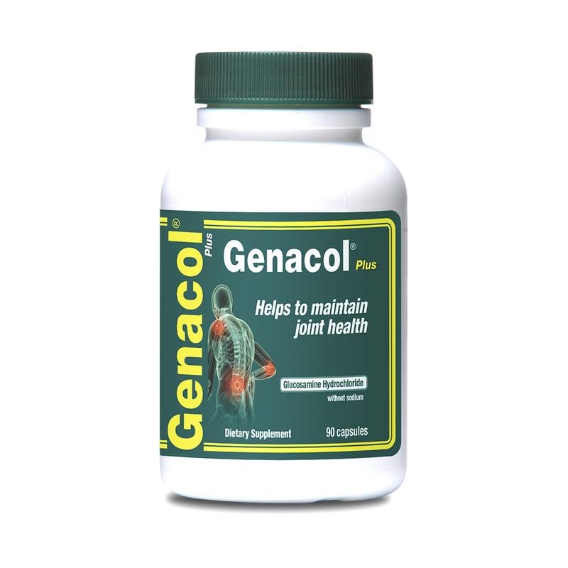 Genacol Plus Dietary Supplement, 90 capsules