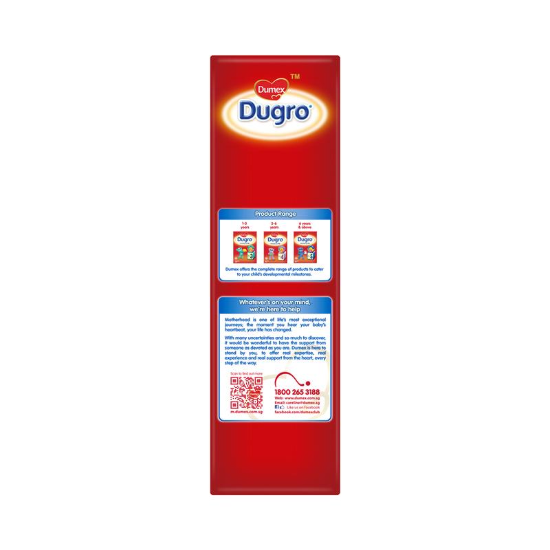 Dumex Dugro Stage 5 Growing Up Kid Milk Formula, 700g