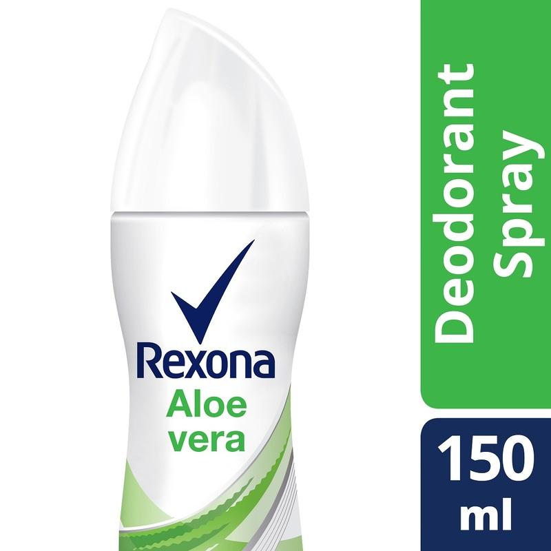 Rexona Wmn Ar-Aloe Vera 150mL