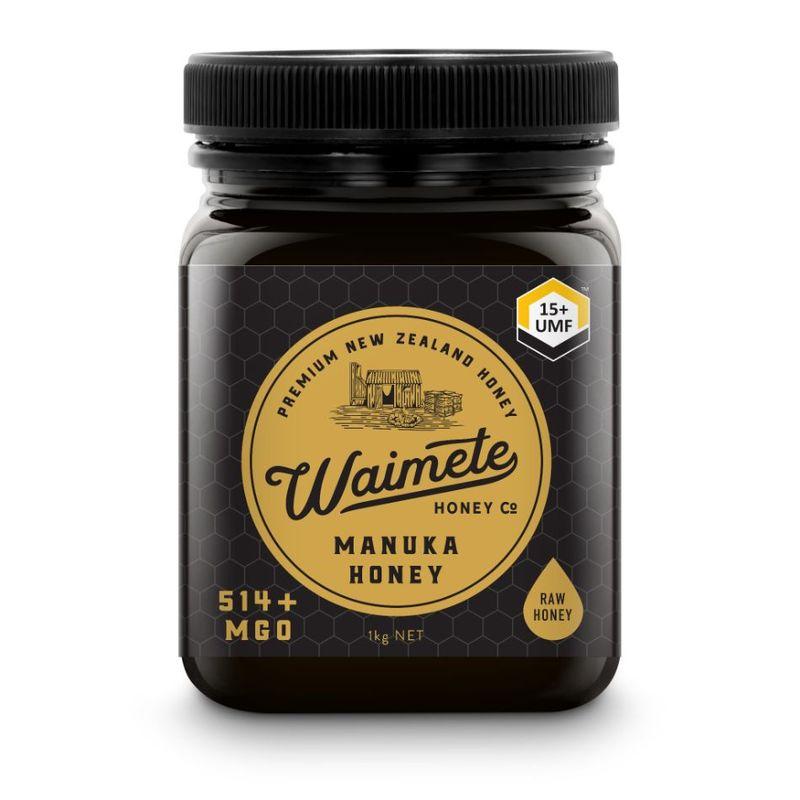 Waimete Manuka UMF 15+, 1kg