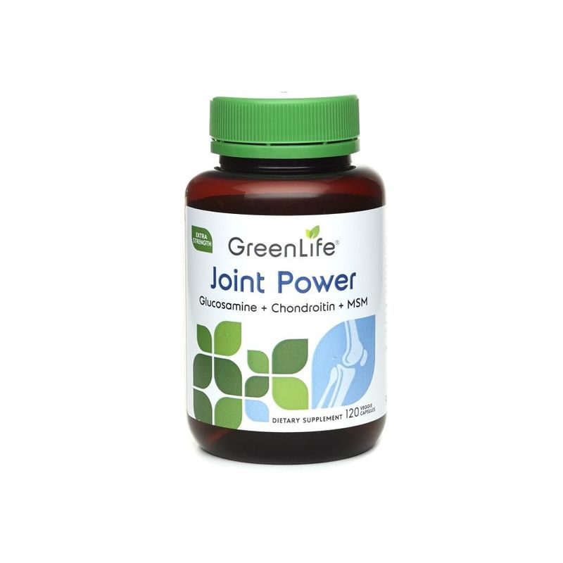 GreenLife Joint Power, 120 capsules