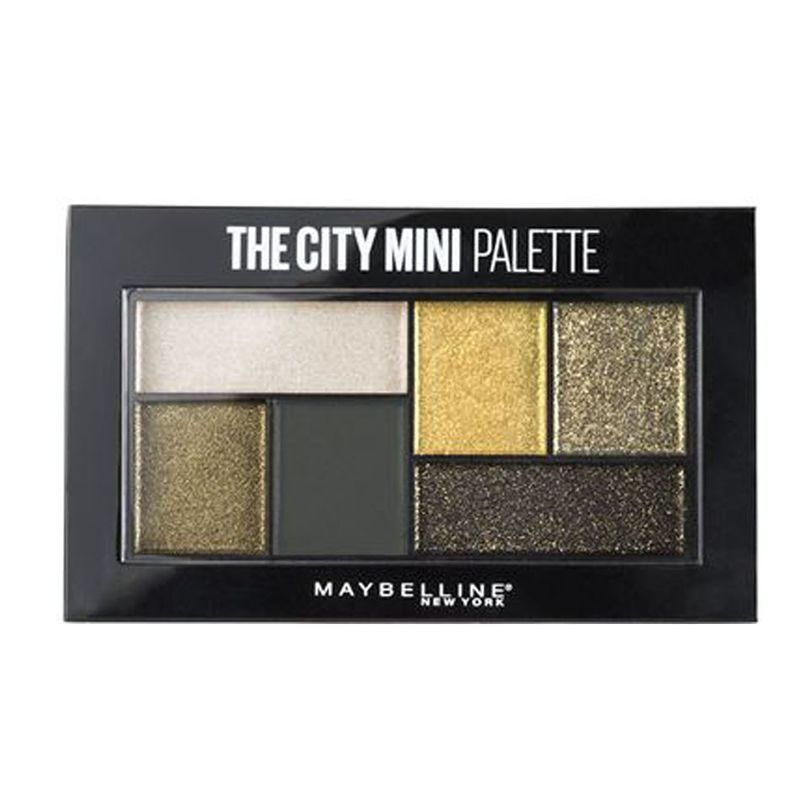 Maybelline City Mini Palette Urban Jungle 4g