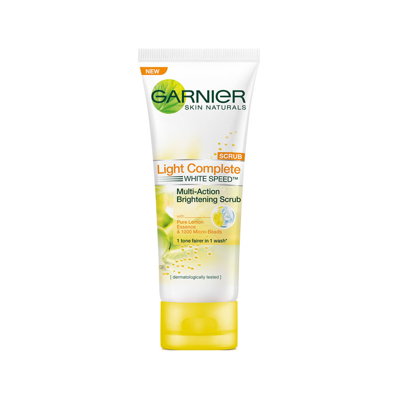 Garnier Light Complete Scrub, 50ml