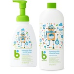 Babyganics Dish&Bottle Soap 946mL+473mL