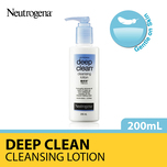 Neutrogena Deep Clean Cleansing Lotion, 200ml