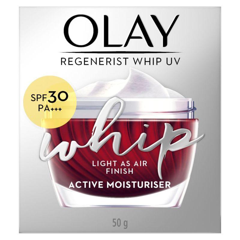 Olay Whips UV Regenerist, 50g