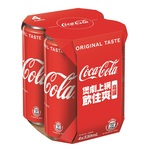 H-Coke Tall Can 4cans-F