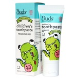 Buds Children's Toothpaste with Xylitol 1-3 Years Green Apple 50mL