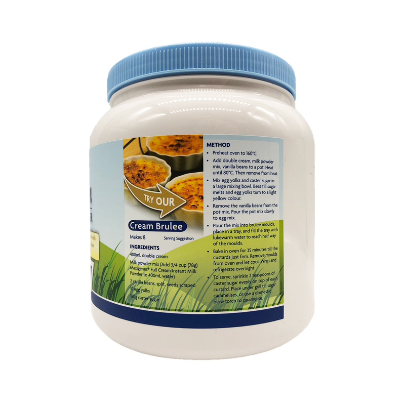 Maxigene Full Cream Milk Powder 1kg