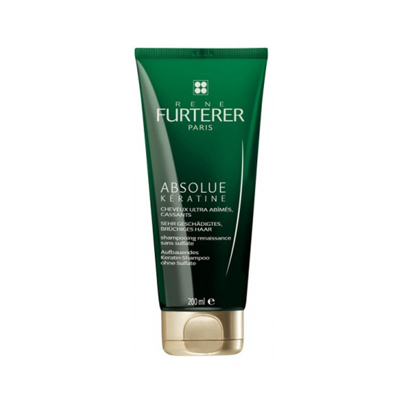 Rene Furterer Absolue Keratine Renewal Shampoo, 200ml