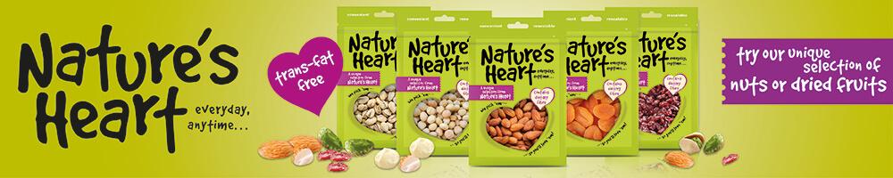 NaturesHeart brand Image