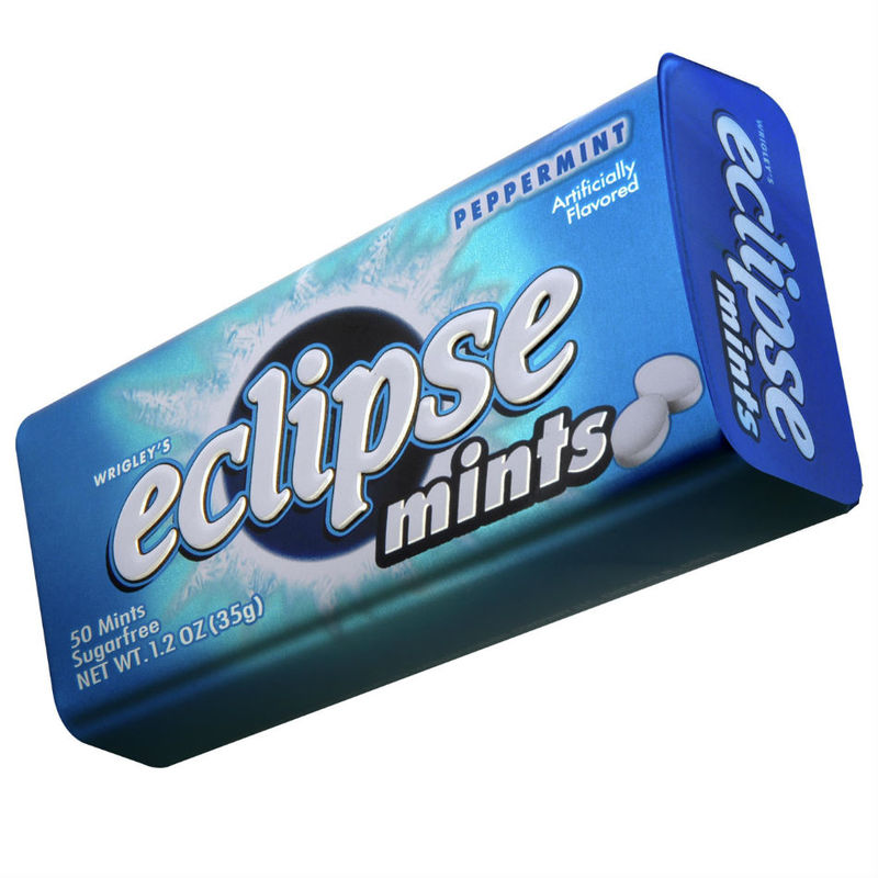 Wrigley Eclipse Mint Peppermint, 35g