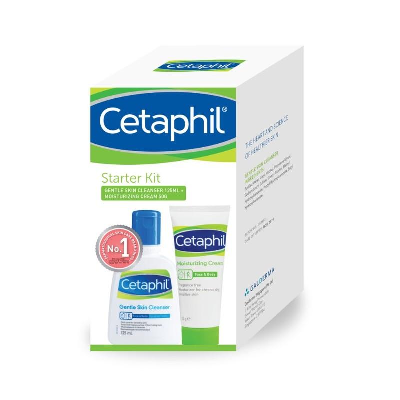 Cetaphil Starter Kit