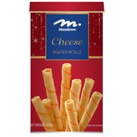 Meadows Wafer Rolls Cheese Flavour 270g
