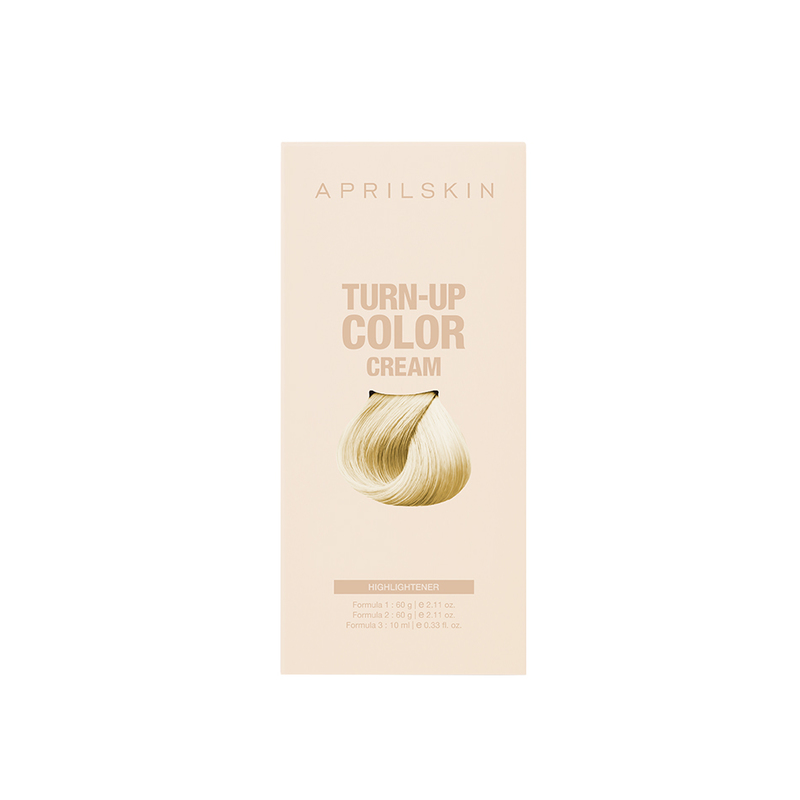 Aprilskin Turn Up Color Cream Highlightener, 206g