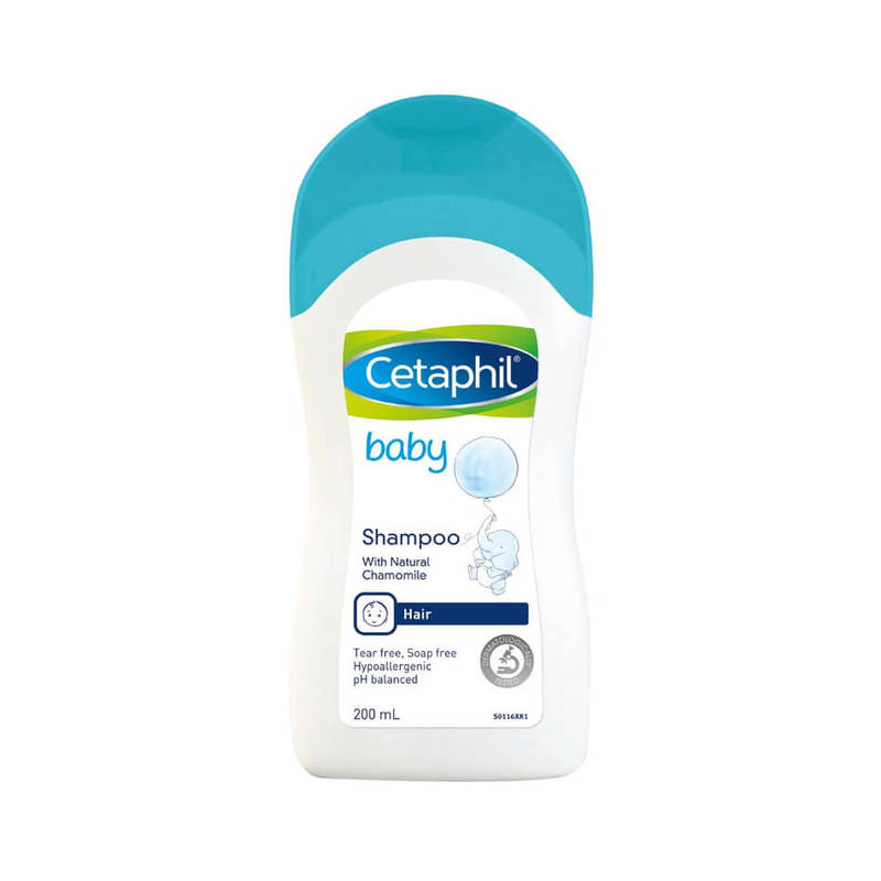 Cetaphil Baby Shampoo with Natural Camomile, 200ml