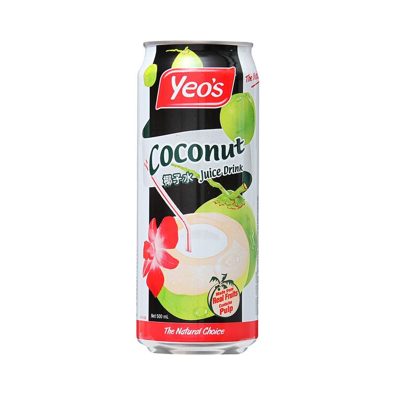 Yeo's Coconut Juice Drink, 500ml
