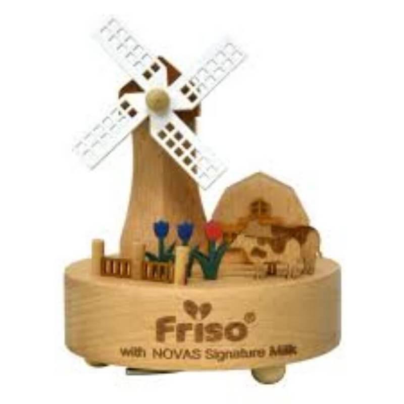 Friso Musical Box Free Gift