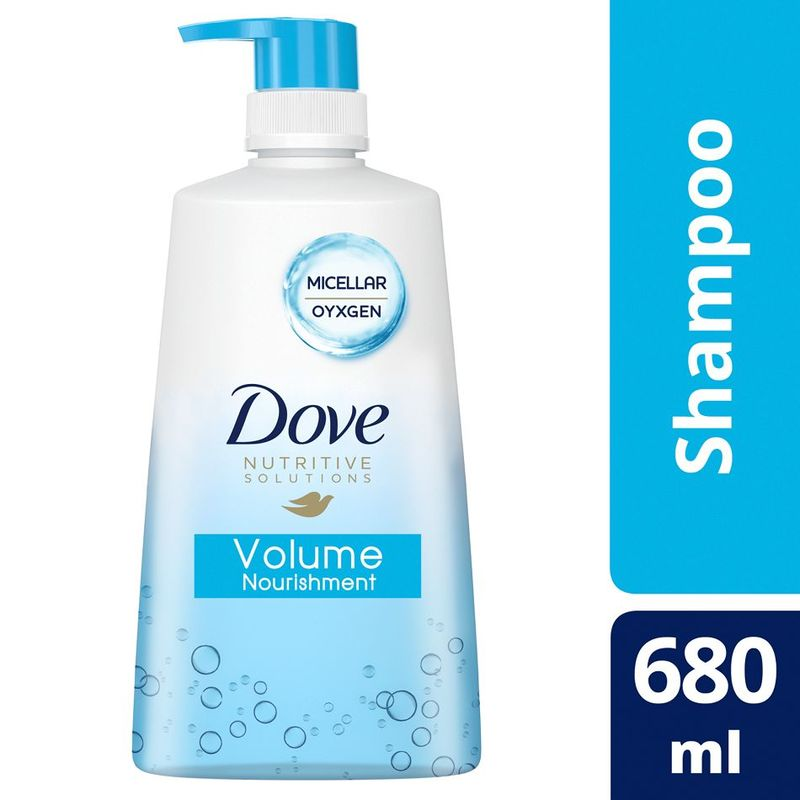 Dove Shampoo Volume Nourishment 680ml