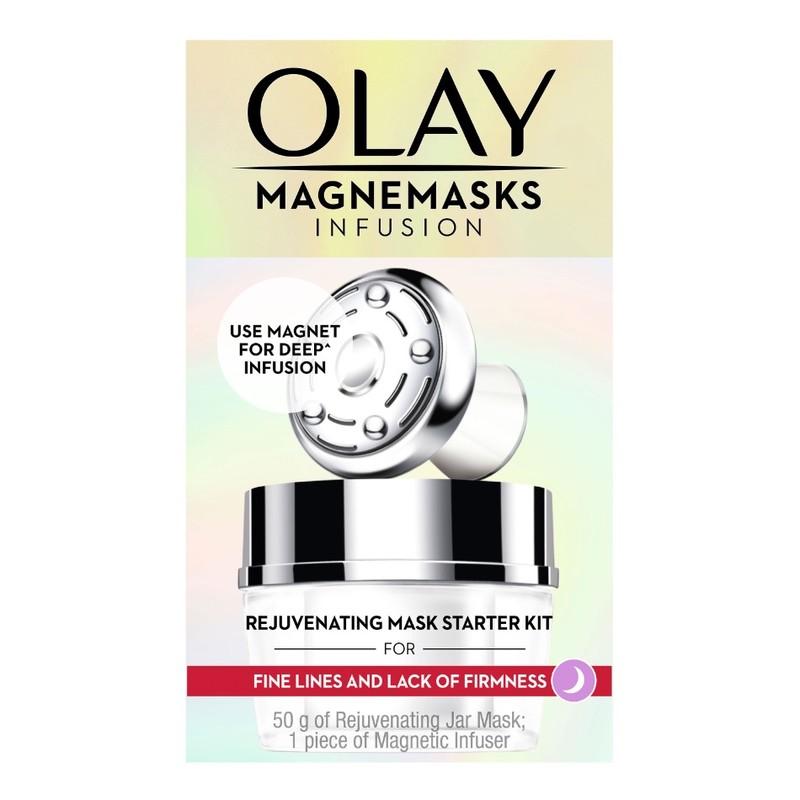 Olay Magnemasks Infusion Rejuvenating Mask Starter Kit