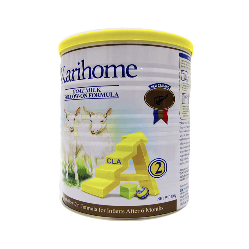 Karihome Goat Milk Follow On Formula Stage 2, 400g