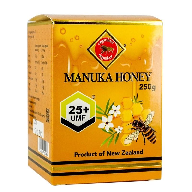 Organicer Manuka Honey 20+ Umf, 250g