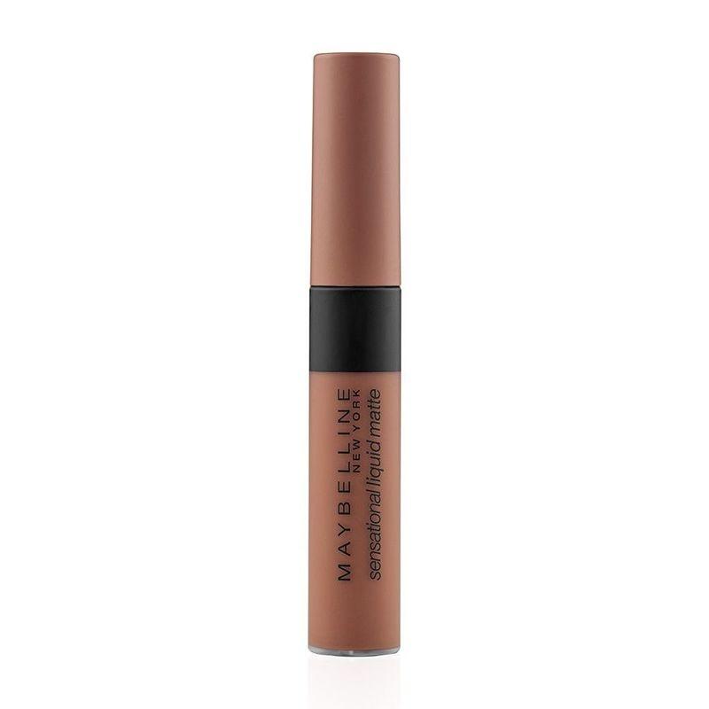 Maybelline Color Sensational Liquid Matte Nude 01 Bare It All 7ml