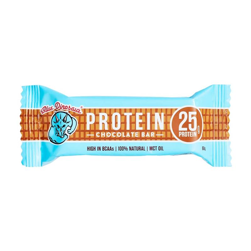 Blue Dinosaur Chocolate Protein Bar, 60g