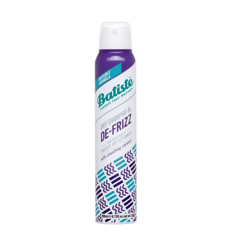 Batiste Hair Benefits Dry Shampoo De Frizz 200ml