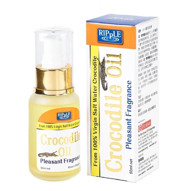 Ripple Crocodile Oil (Fragrance), 50ml