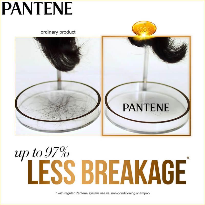 Pantene Daily Moisture Repair Shampoo, 670ml