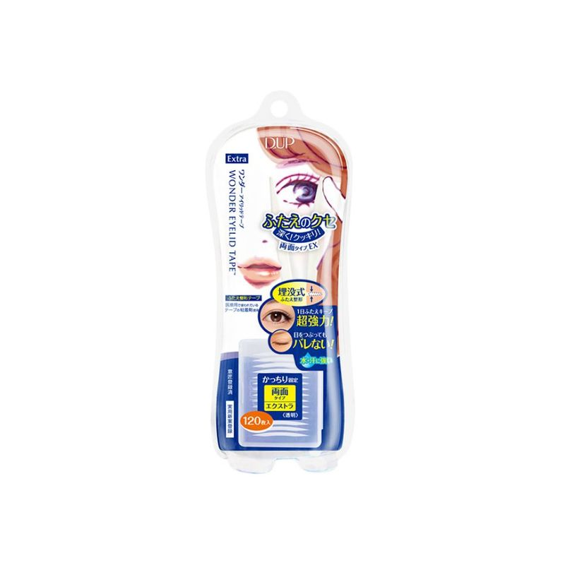 Dup Wonder Eyelid Tape Extra 120pcs
