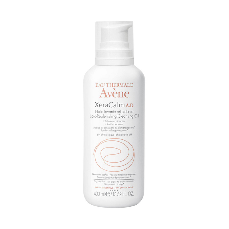 Avene XeraCalm A.D Lipid-Replenishing Cleansing Oil, 400ml