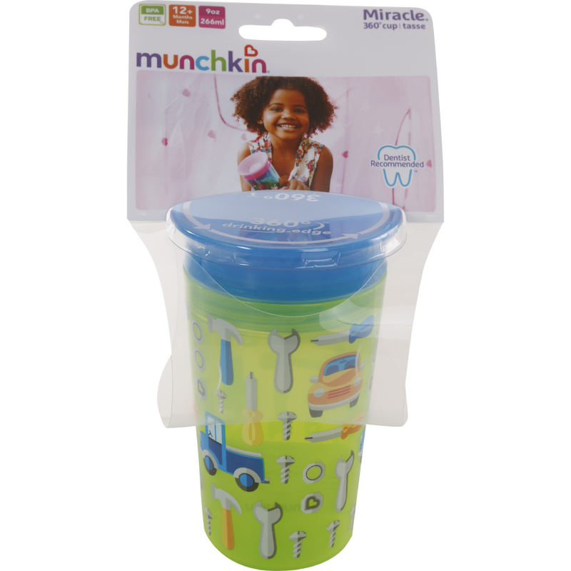 Munchkin Miracle Deco Cup 266mL