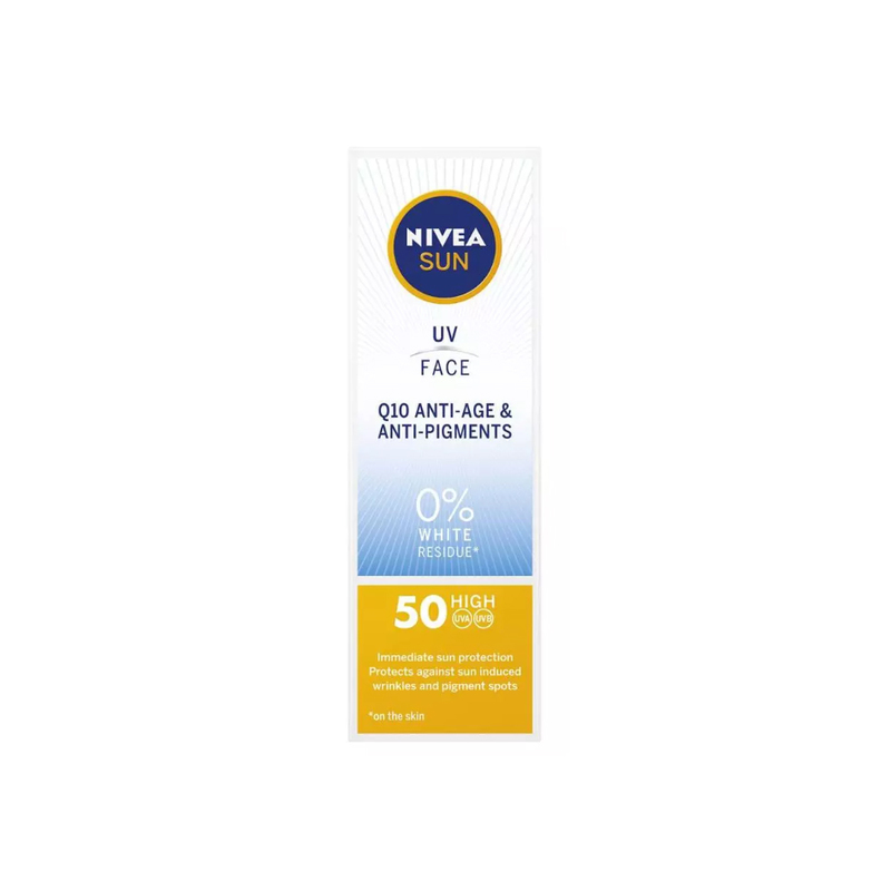 Nivea UV Face Anti-Age & Pigments SPF 50, 50ml