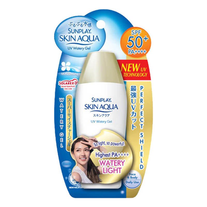 Sunplay Skin Aqua UV Watery Gel SPF50+ PA++++ 80g