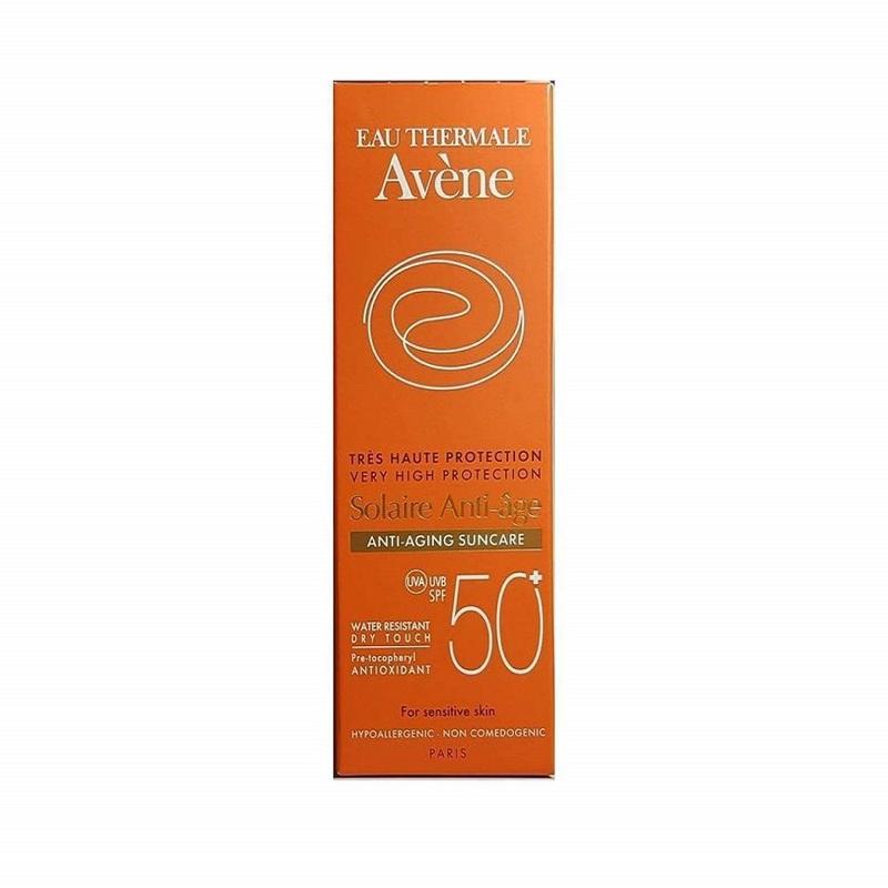 Avene Anti-Aging Suncare SPF50+, 50ml