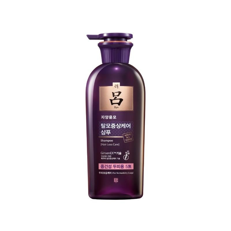 Ryo Hair Loss Normal & Dry Shampoo, 400ml