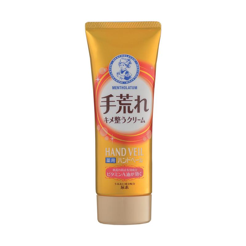 Mentholatum Hand Veil Cream for Rough Hands, 70g