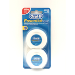 Oral B Essential Floss Waxed 100m