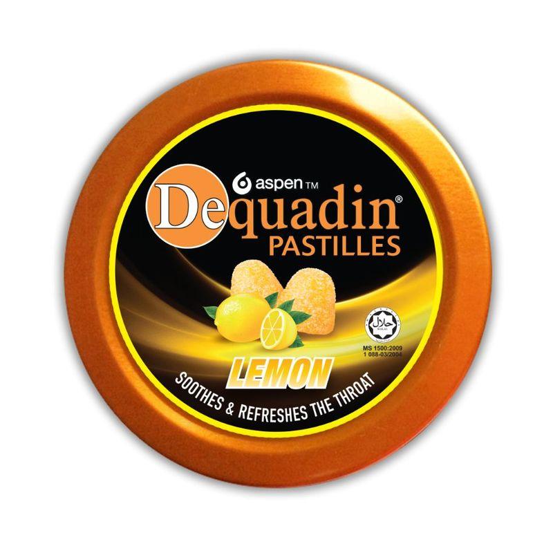 Dequadin Lemon Pastille, 50g