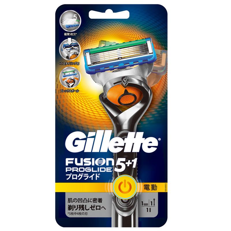 Gillette Proglide Pow Razor 1s+1blades