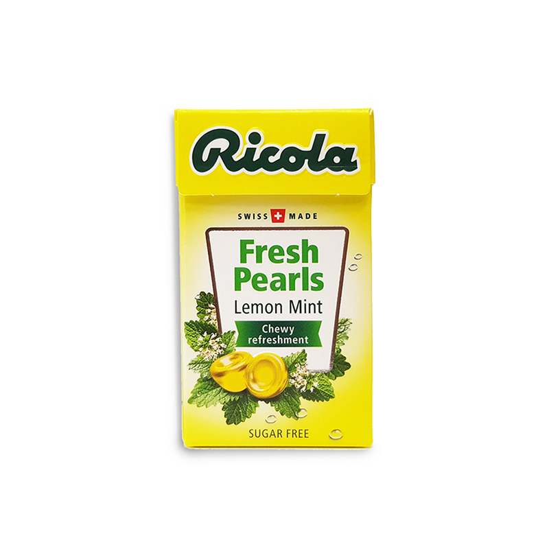 Ricola Fresh Pearls Lemon Mint, 25g