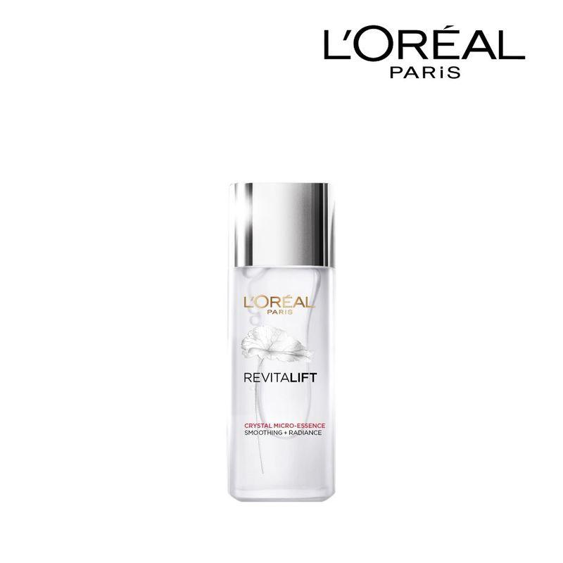 LOREAL PARIS SKINCARE revitalift crystal micro essence water 65ml
