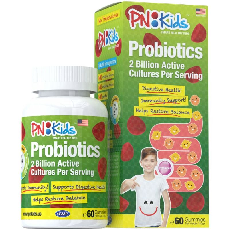 PNKids Probiotics, 60 Gummies